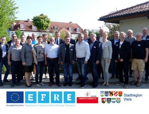 Erste Stadtregionale Planungswerkstatt der Stadtregion Wels