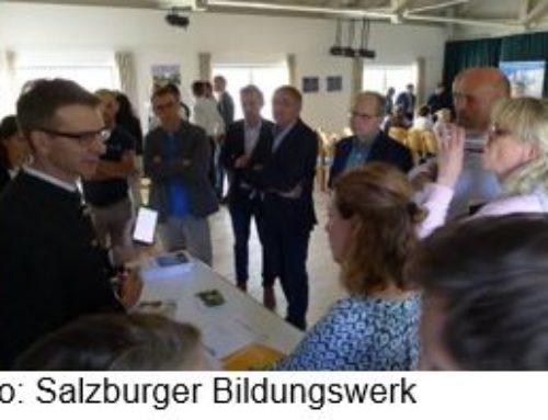 """Exkursion zum Austauschtreffen der """"Digitalen Dörfer Bayern"""""""