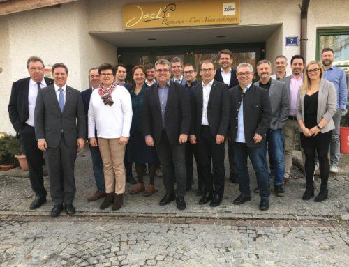 Zweite Stadtregionale Planungswerkstatt der Stadtregion Wels