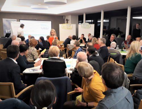 Großes Interesse an Agenda 21 in Thalheim