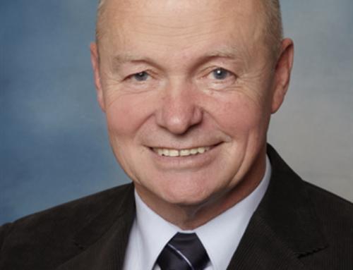 Bgm. Gabriel Schuhmann, langjähriges Vorstandsmitglied des Forums Wels-Eferding, ist verstorben