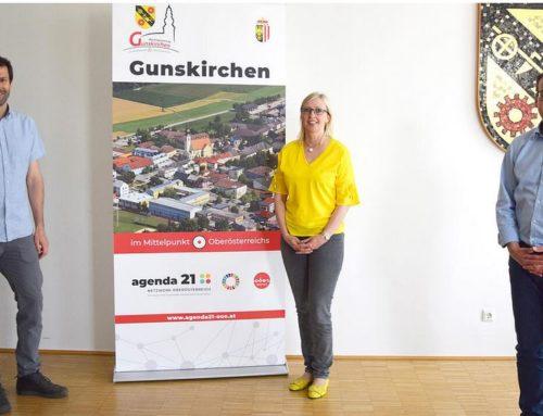 Gunskirchen erhält Auszeichnung für Bürgerbeteiligungs-modell